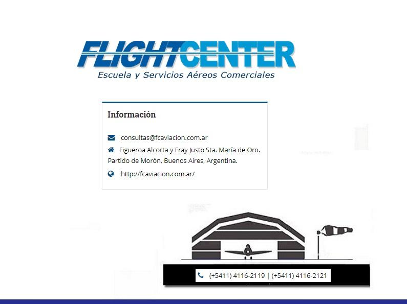 FlightCenter Academia de Vuelo