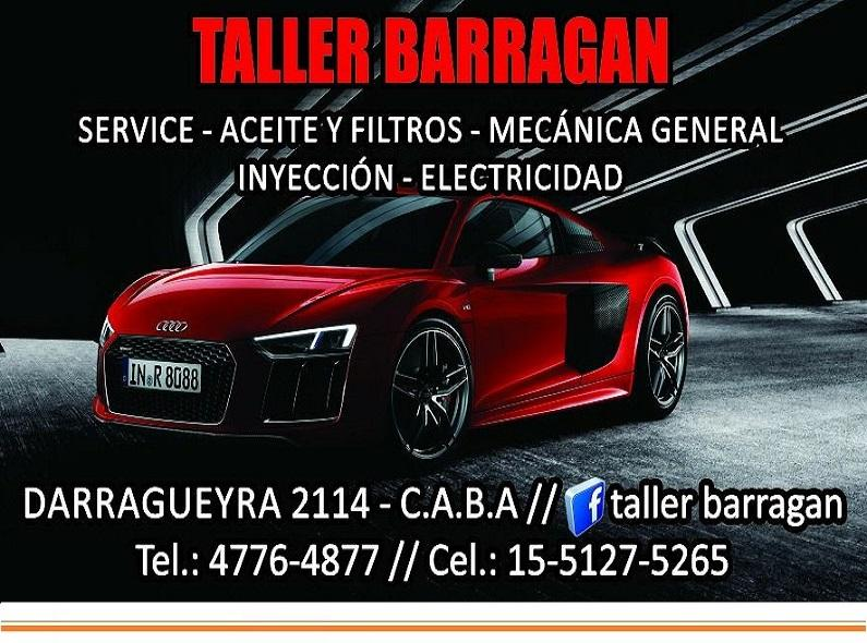 Taller Barragan